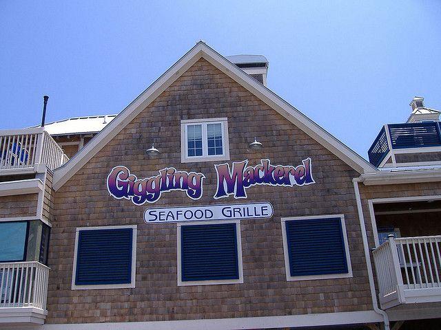 Giggling Mackerel, Ocean Isle Beach, NC