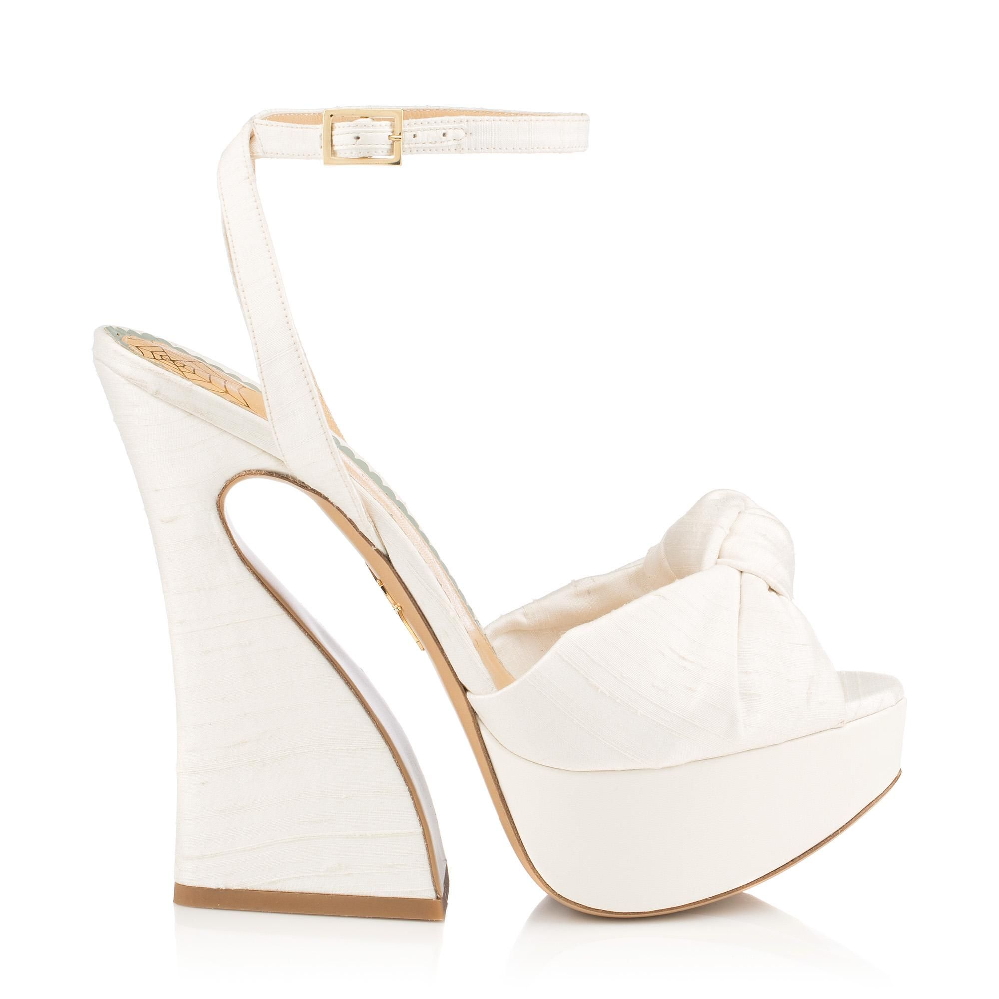Charlotte Olympia Women's Designer Sandals | Charlotte Olympia - VREELAND.  Bridal ShoesWedding ...