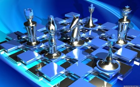 Chess board 3d abstract blue chess board fantasy k ultra hd chess wallpapers hd desktop backgrounds chessboard wallpapers wallpapers voltagebd Choice Image