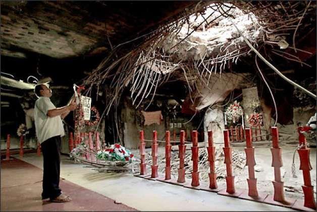 U.S. Bombing of Amiriyah Shelter Kills 408 Civilians (Retrospective) - Democratic Underground