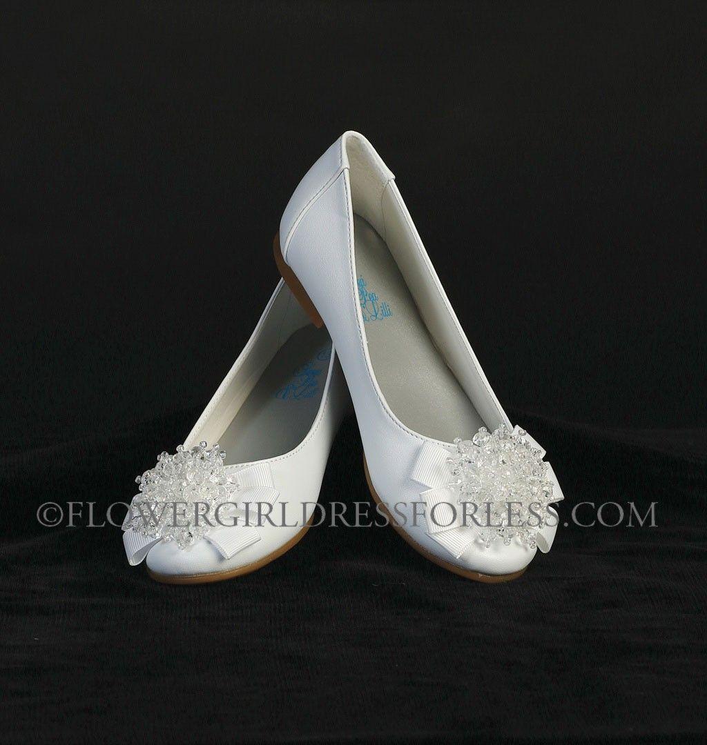 Wedding Communion Shoes grace communion shoes l annaw girls ballet style anna shoes
