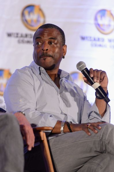 Levar Burton attends Wizard World Chicago Comic Con 2014 at Donald E. Stephens Convention Center on August 23, 2014 in Chicago, Illinois