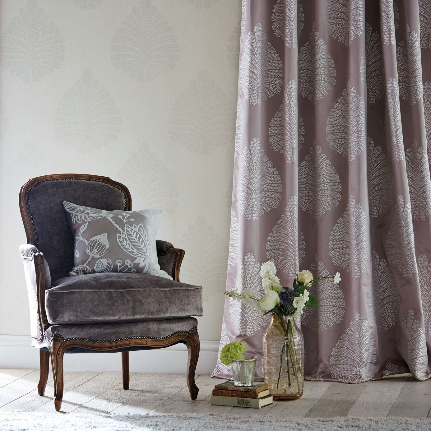 Products   Harlequin - Designer Fabrics and Wallpapers   Kamille ...