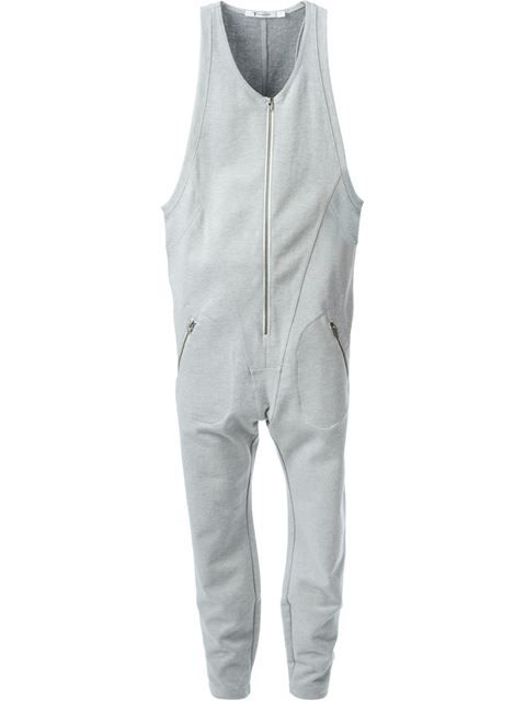 5ae9b43378f4 Shop T By Alexander Wang sleeveless jumpsuit in A.M.R. from the ...