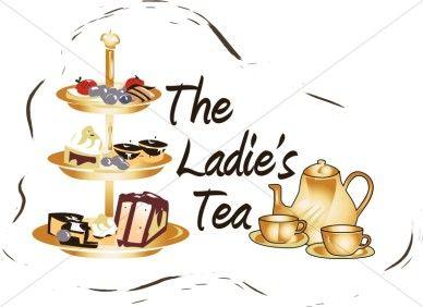 Ladies Tea Clipart | Clipart | Pinterest | Lady, Black women and Teas