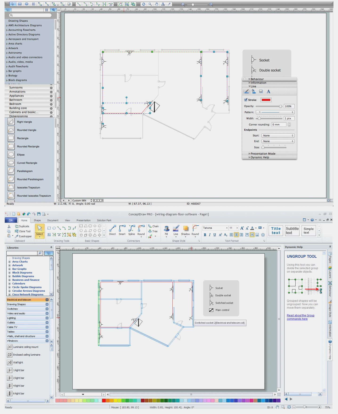 21 Clever Home Wiring Diagram Software Free Design
