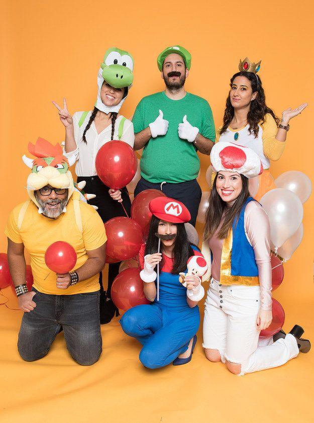 Mario Kart Characters Super Mario Costumes Mario Character