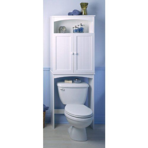 over+the+toilet+storage   Zenith Products 9107w Country Cottage ...