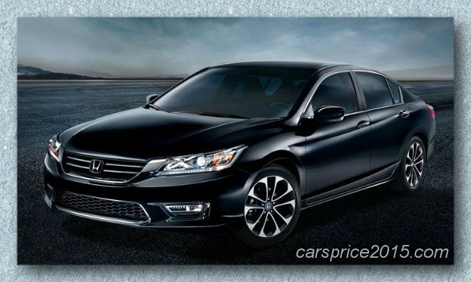 Awesome 2015 Honda Accord Price And Release Date