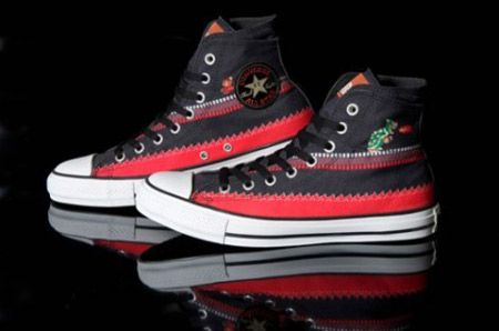ec9aab76f7ef ... inexpensive based on the chuck taylor all star model converse company  and some other talented artists