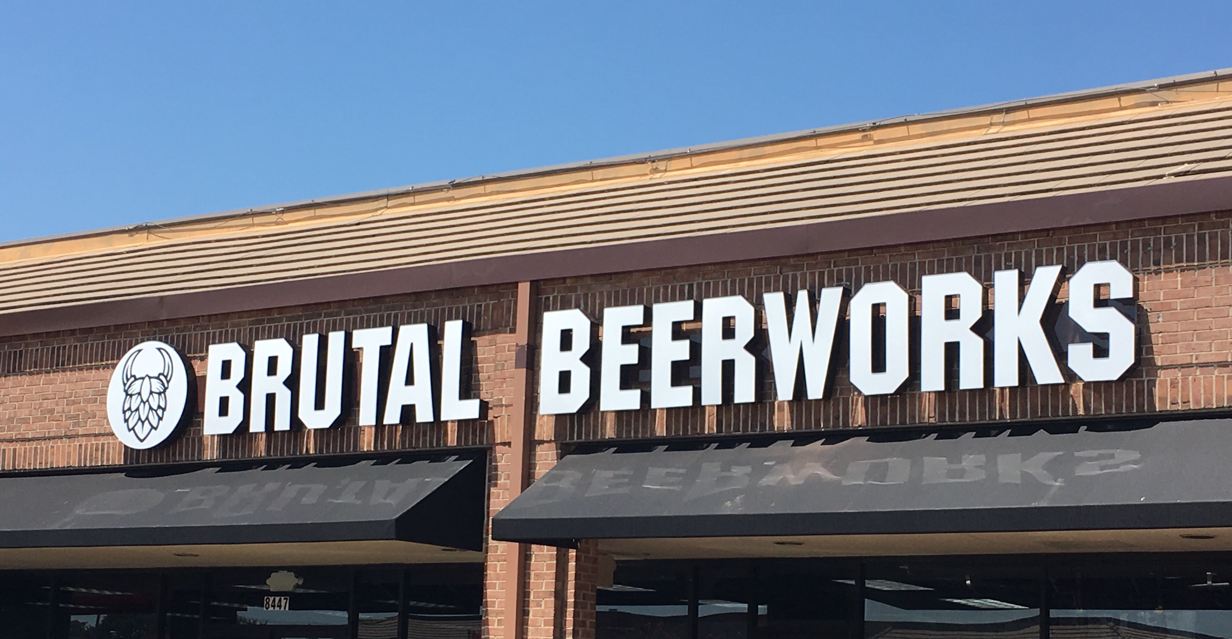 510 Brutal Beerworks North Richland Hills Tx Brewery Tours Outdoor Decor Brewery