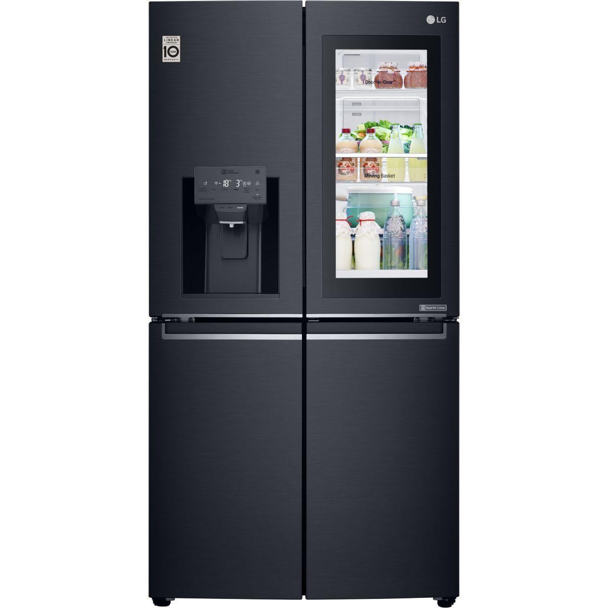 Refrigerateur Multi Portes Gmk9331mt Refrigerateur Americain Frigo Americain Et Frigo