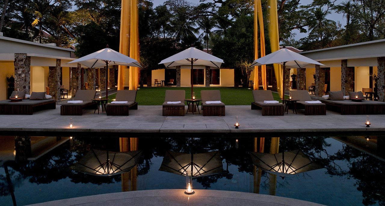 Amansara Siem Reap Cambodia Luxury Hotels Resorts Remote Lands This Hotel Is Beyond Special Hotels And Resorts Luxury Hotel Siem Reap