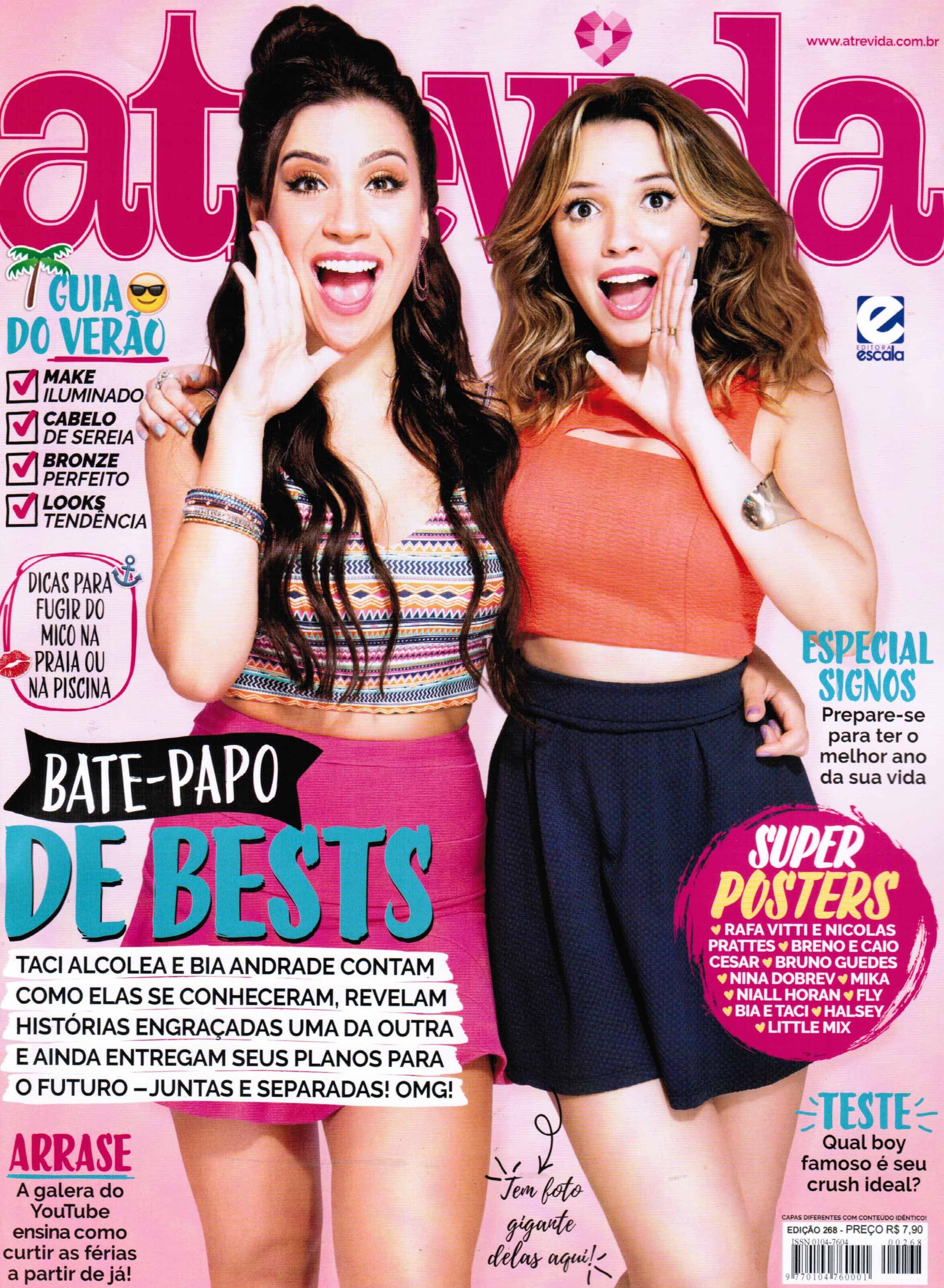 9cf04d8aad429 Revista Atrevida, Janeiro, Birô, Larissa Manoela   Birô na Mídia ...