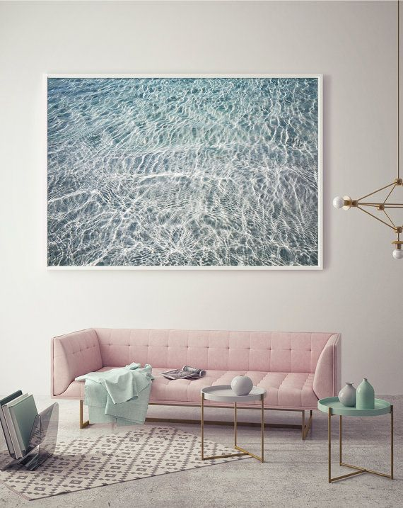 Beach Photography  Ocean Print  050  Fine by ShineHausCollective