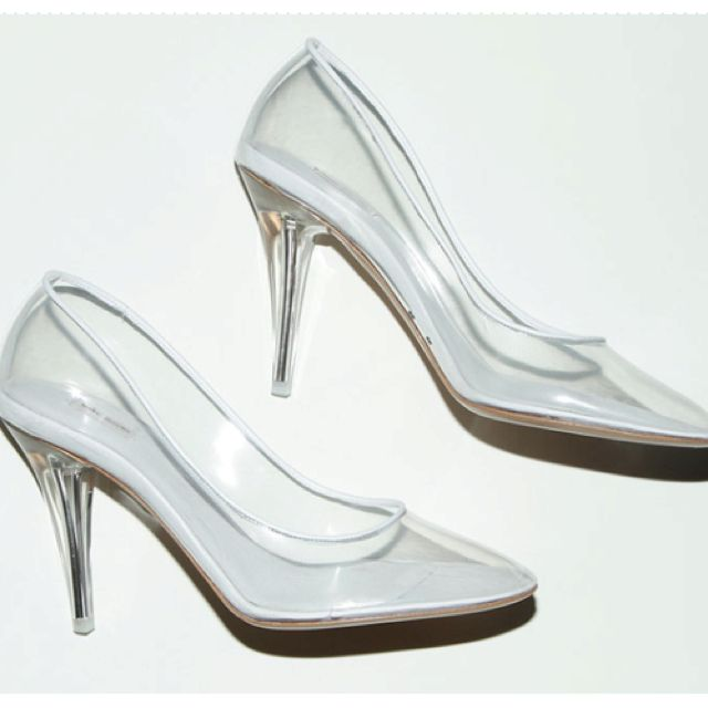 Cinderella slippers #marcjacobs