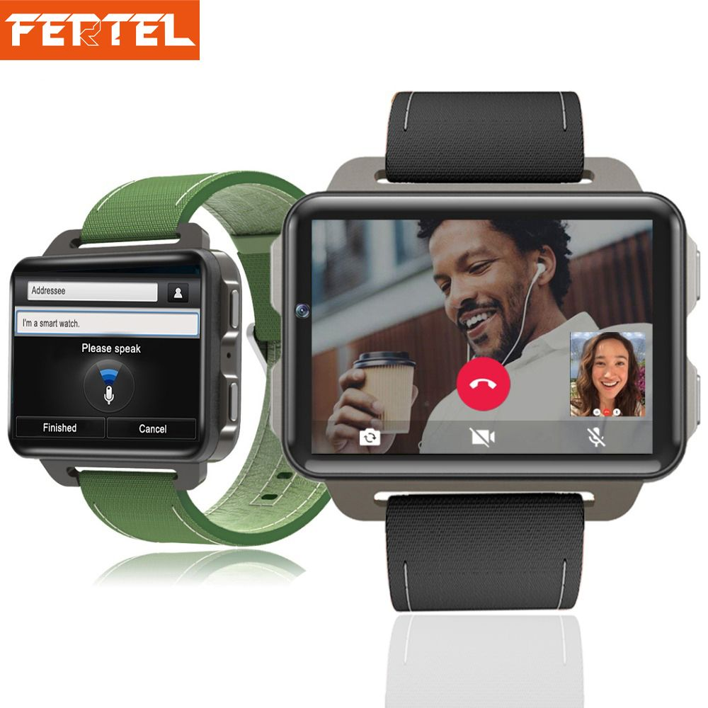 New Arrival Smart Watch Android 5 1 2 2inch 3G Smartwatch