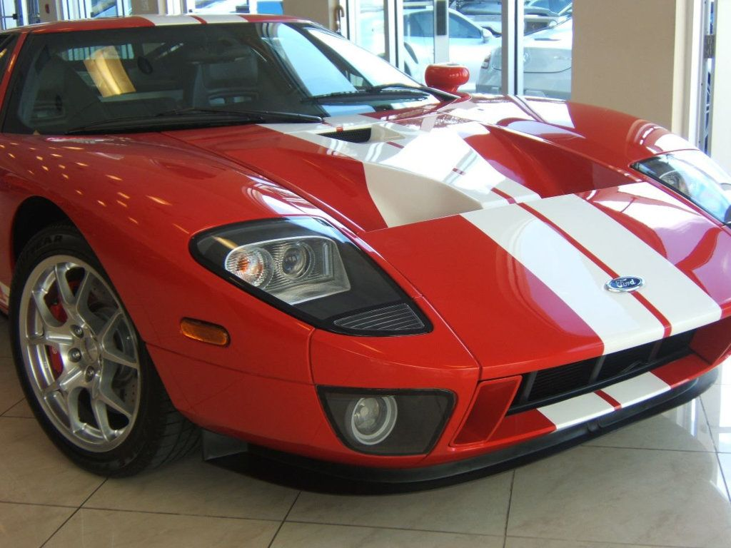 2005 Ford Gt 2dr Coupe Coupe 1fafp90s05y401770 5 Ford Gt