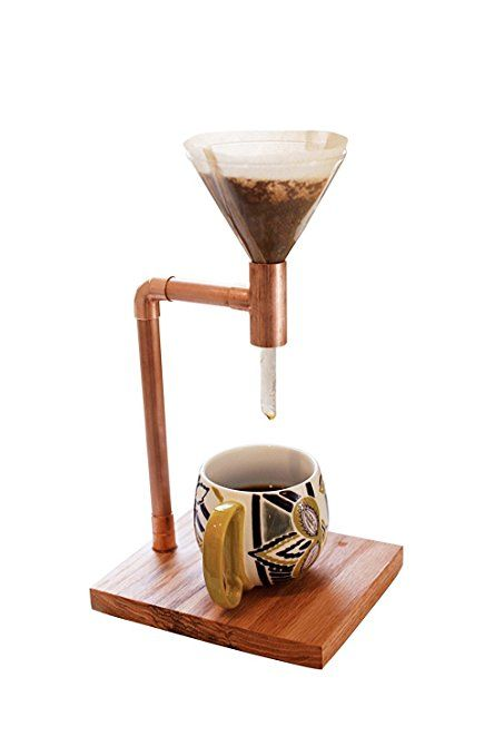 Amazoncom Pour Over Coffee Glass Filter Funnel Replacement By Burl