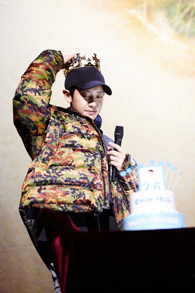 Chanyeol Birthday Party Chanel Raznoe