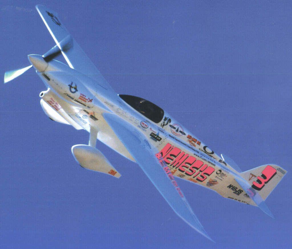 Nemesis - Formula 1 Class   Aviation - Reno Air Racing   Aircraft