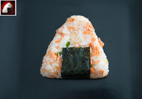 Salmon onigiri from guild wars 2 guildwars2 gw2 video game food food forumfinder Gallery