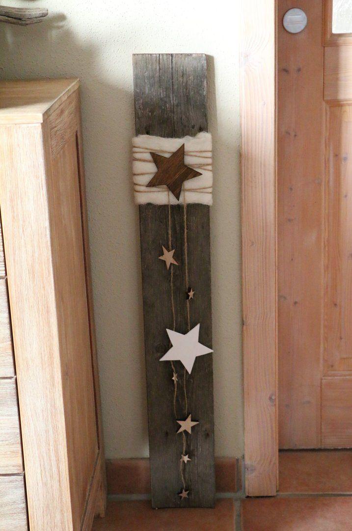 Sternen-Stehle *** COSMO XL #rustikaleweihnachten