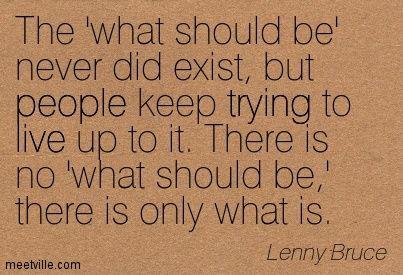 Lenny Bruce Palabras