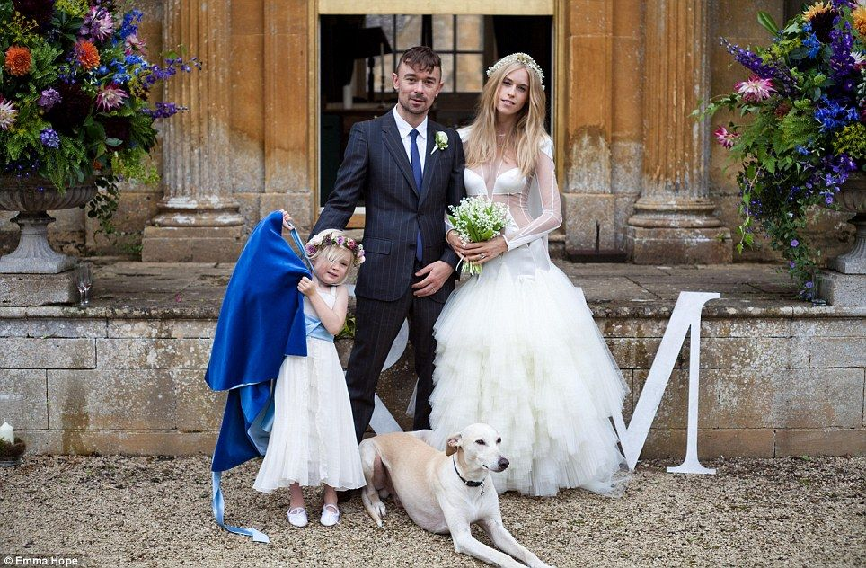 Lady Mary Charteris wedding | Weddings | Pinterest | Lady mary ...