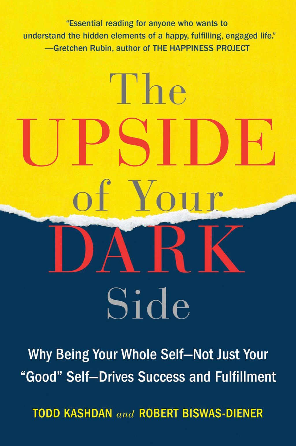 The Upside Of Your Dark Side Ebook With Images