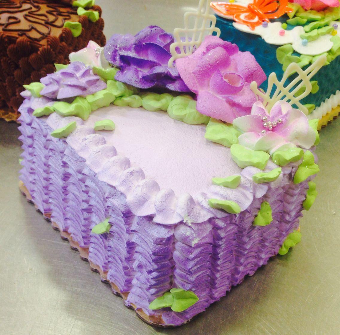 Purpled ribbon texture