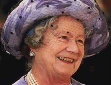 Elizabeth Angela Marguerite Bowes Lyon Windsor Queen Mother Queen Elizabeth Hotel Elizabeth