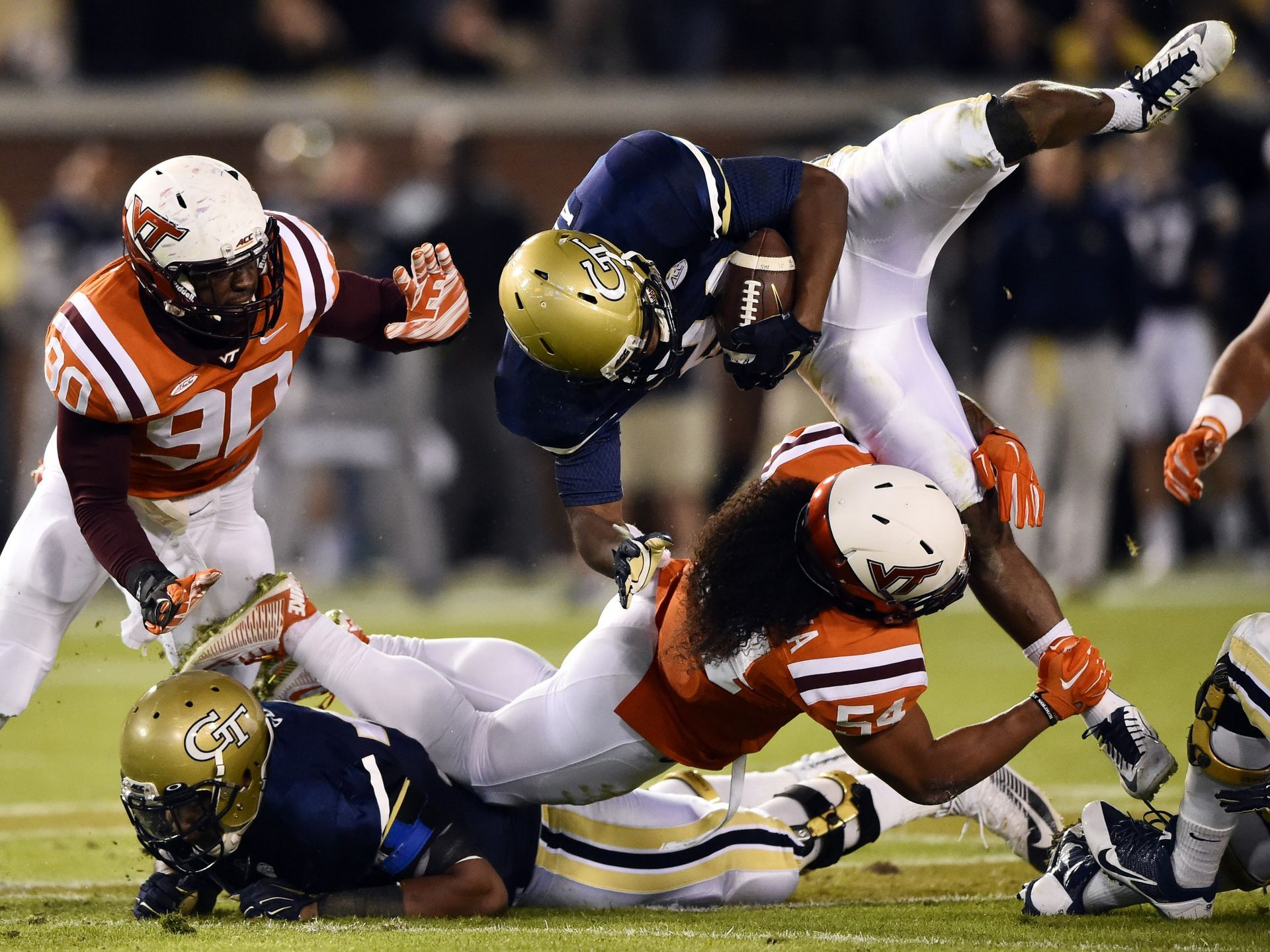 All the college football action in Week 11 College