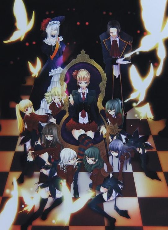 Without Love It Cannot Be Seen Umineko Canning Love