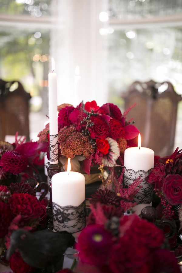 Centerpieces And Tables Weddings