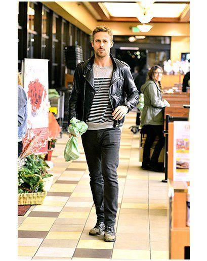 Most Stylish Men:Ryan Gosling | GQ