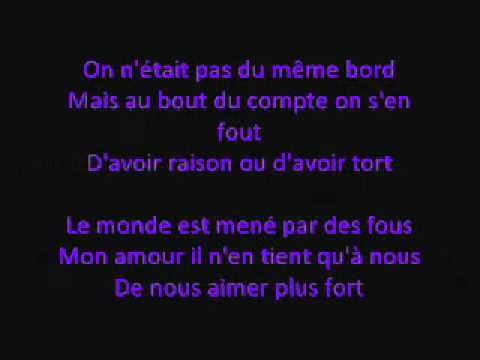 ▶ Celine Dion- L'amour existe encore (lyrics) - YouTube