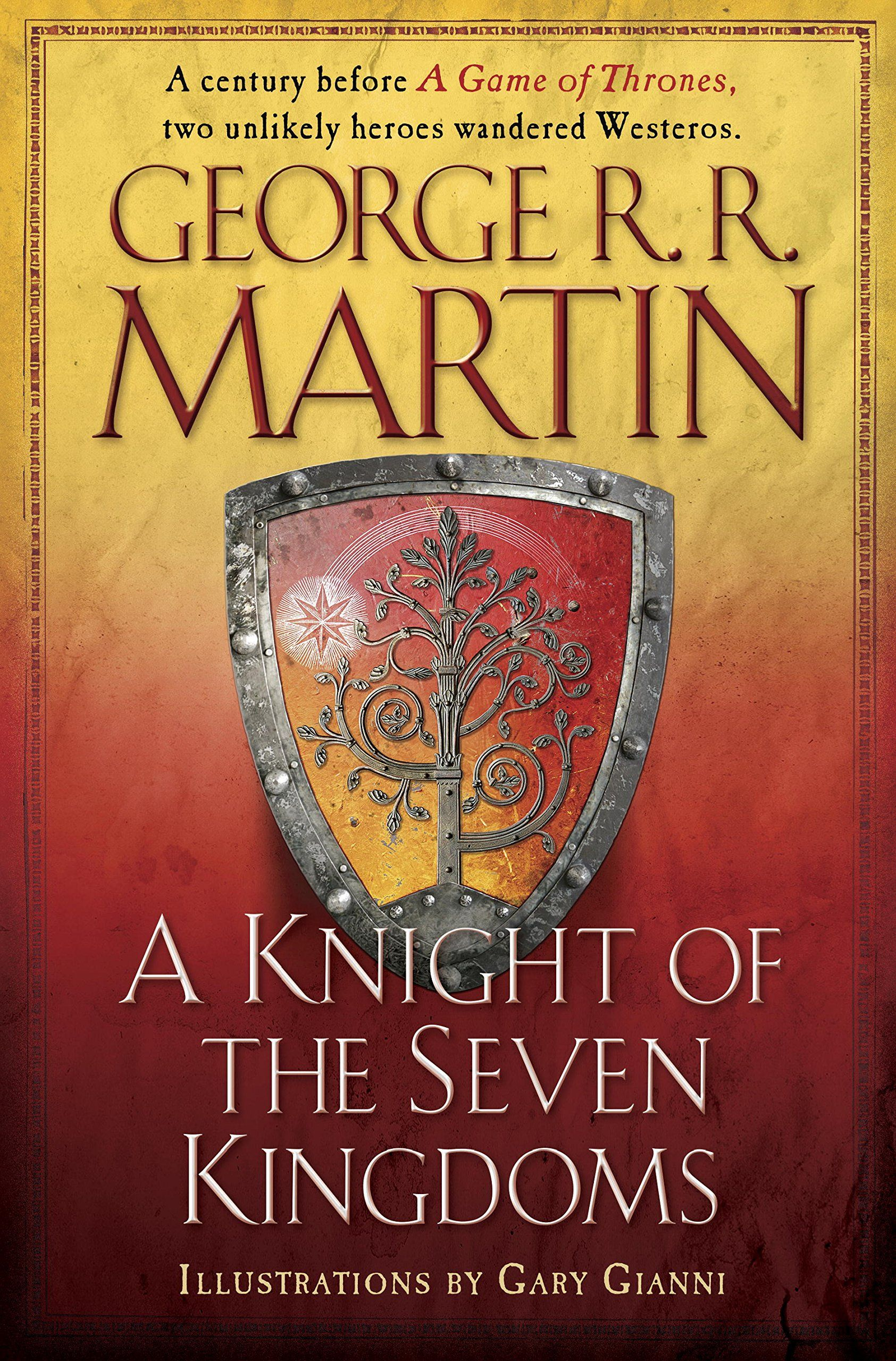 A Knight Of The Seven Kingdoms (a Song Of Ice And Fire)  Kindle