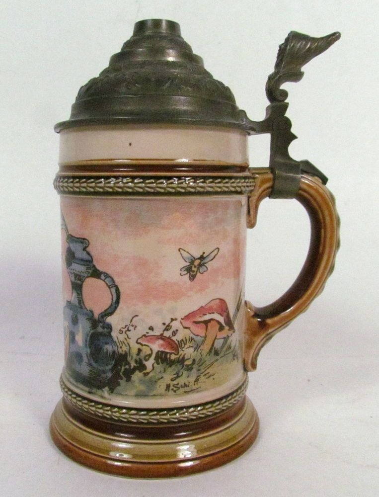 Beer stein dating