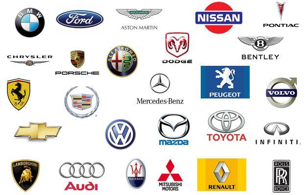 Marcas De Autos Del Todo El Mundo Car Logos Car Brands Logos Car Brands