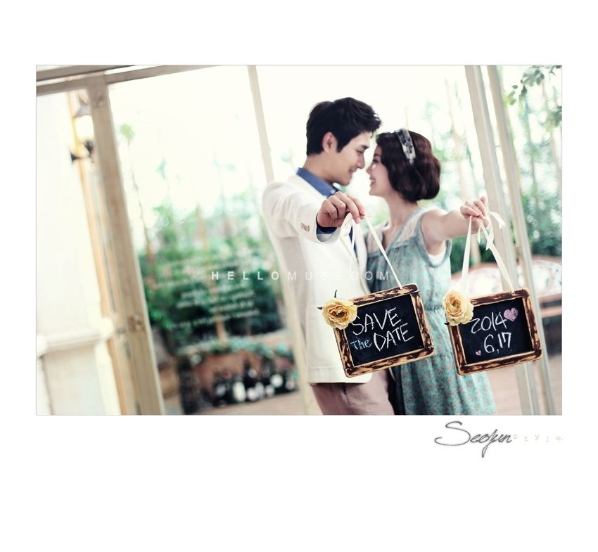 40 Korean Pre Wedding Theme Photoshoot Ideas