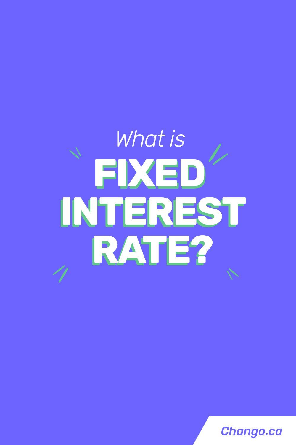 Fixed Interest Rate Definition In 2020 Interest Rates Personal Finance Finance