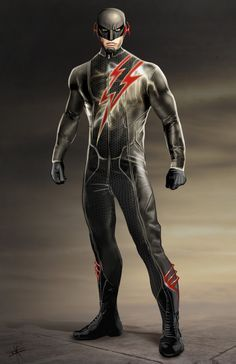 This Is One Of The Coolest Costumes I Have Ever Seen Flash Costume Flash Tv Series The Flash
