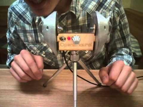 3D Printing Binaural Microphones | Hackaday