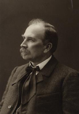 J. H. Erkko vuonna 1904