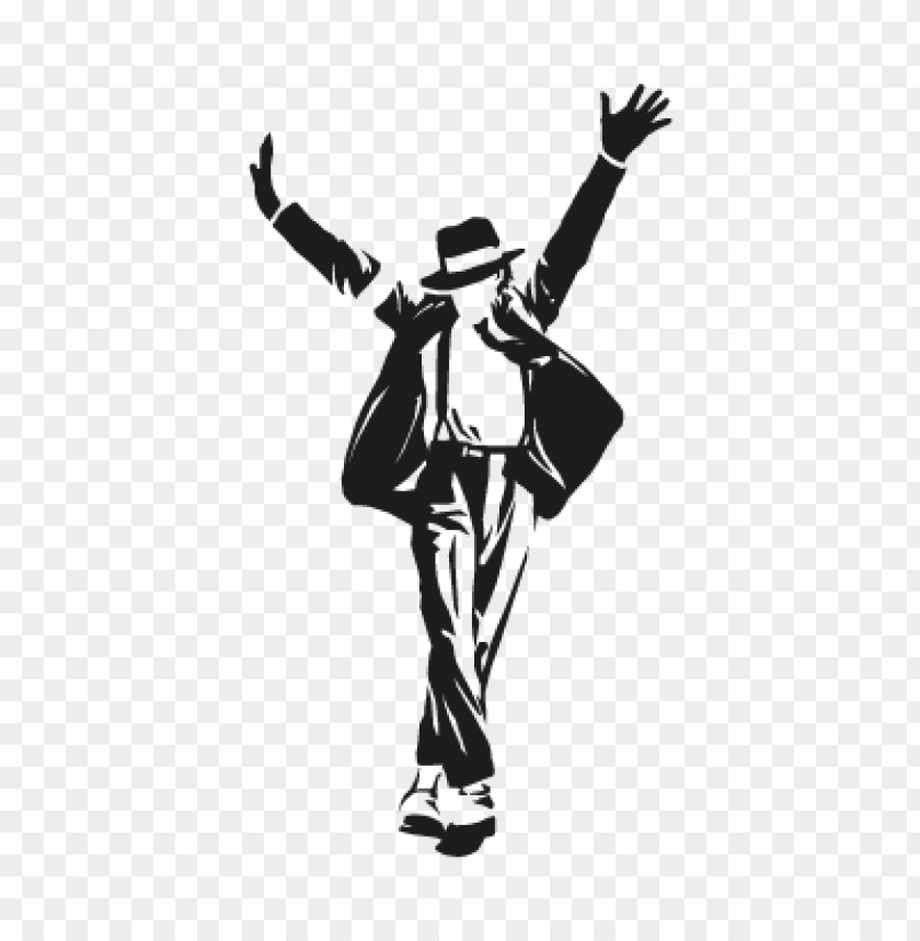 Michael Jackson Eps Vector Download Free Png Free Png Images Michael Jackson Free Clip Art Jackson