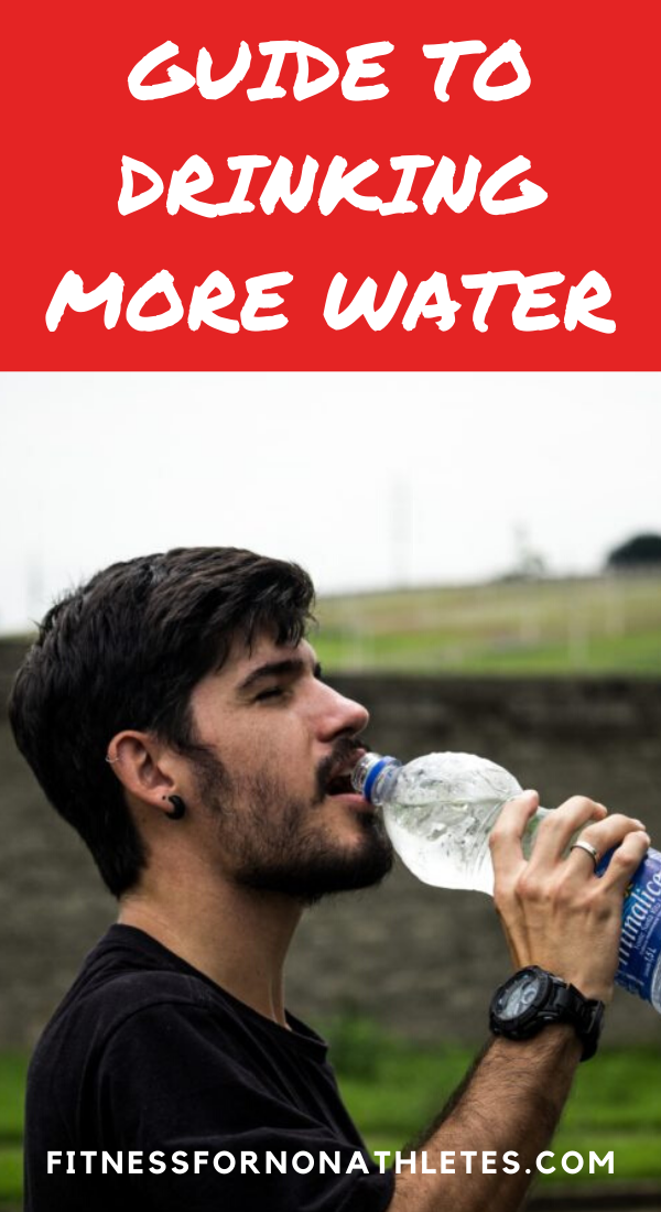 Fitness for Beginners | Drinking more water can seem like a daunting task in your busy schedule, but...