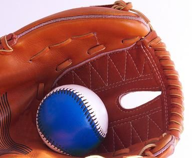 How To Break In A Baseball Glove With Shaving Cream Baseball Party Games Baseball Party Baseball Glove