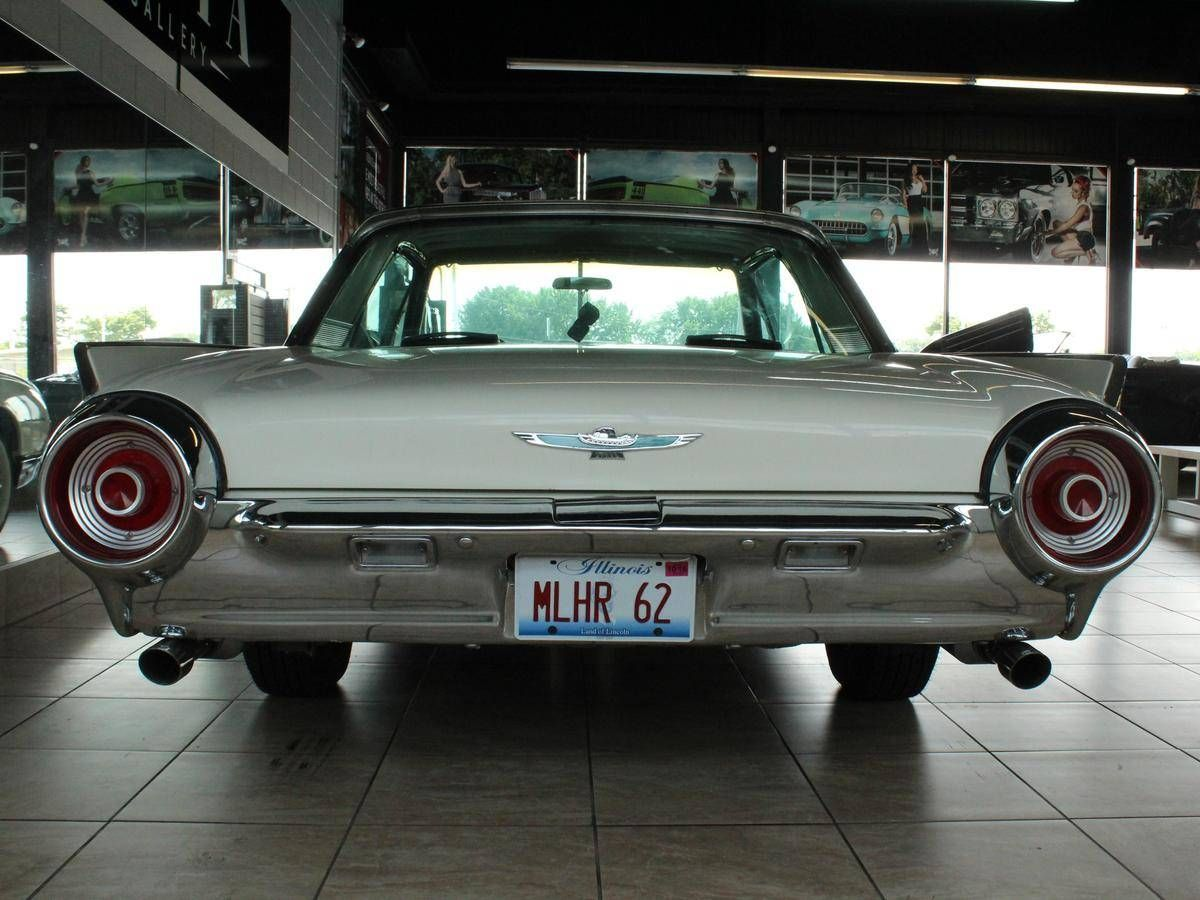 1962 Ford Thunderbird for sale #1861766 - Hemmings Motor News | Cars ...