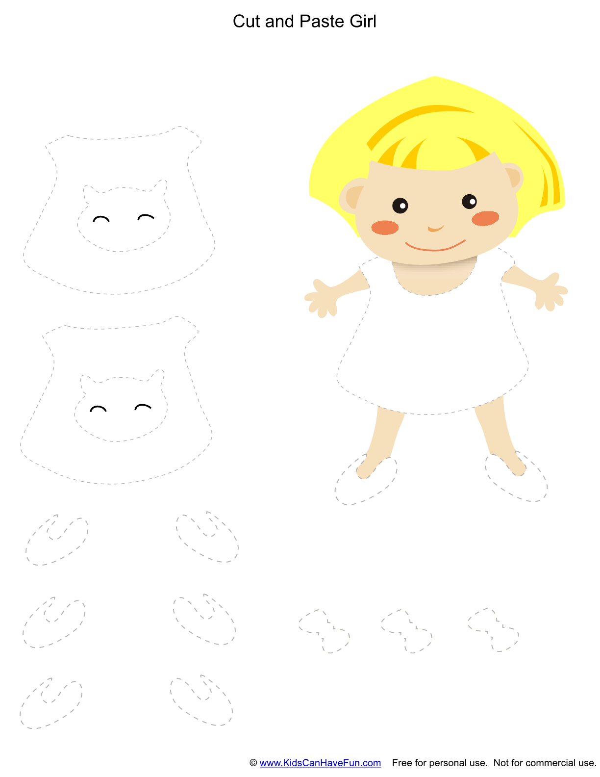 Pin On Cut And Paste Worksheets Activities For Preschool
